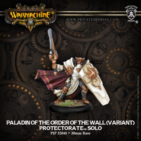 Paladin of the Order of the Wall (Variante)