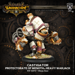 Castigator/Reckoner/Sanctifier Heavy Warjack Kit