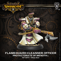 Flameguard Cleanser Officer