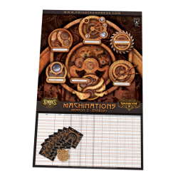 Machinations: Entropy League Event Kit