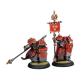 Iron Fang Officer & Standard Bearer