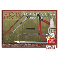 Wargamers Hobby Tool Kit (box)