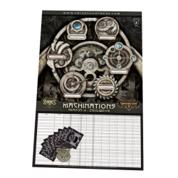 Machinations: Equilibrium League Reinforcement Kit
