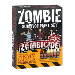 Zombicide: Survivor Paint Set