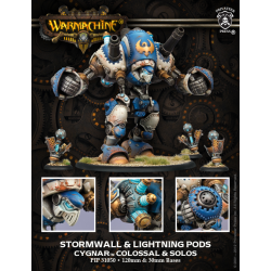 Stormwall & Lightning Pods