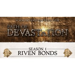 Path of Devastation: Riven Bonds (S1), Kit de ligue