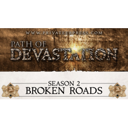 Path of Devastation: Broken Roads (S2), Kit de ligue