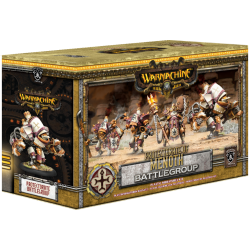 Protectorat de Menoth, boite de battlegroup