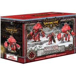 Khador, boite de battlegroup