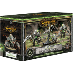 Cryx, boite de battlegroup