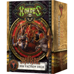 Skorne, Deck de faction 2016
