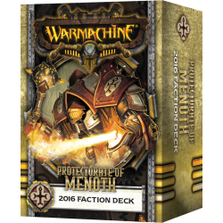 Protectorate of Menoth,2016 Faction Deck