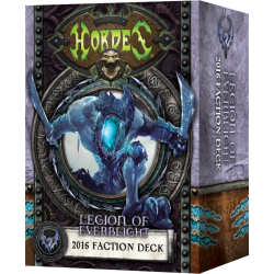 Legion of Everblight, 2016 Faction Deck