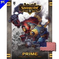 WARMACHINE: Prime, rulebook