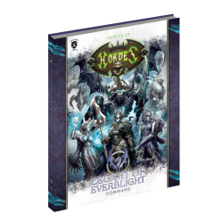 Legion of Everblight, Command Book en anglais (Hard cover)
