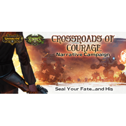 Crossroads of Courage Season 3, Kit de ligue