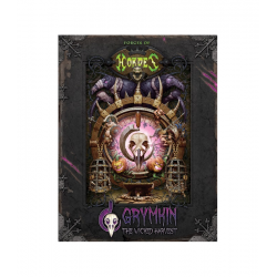 Forces of HORDES: Grymkin - The Wicked Harvest en anglais (Hard cover)