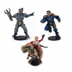 Manticorp Showboaters [Pack de MVP] (3 figurines)
