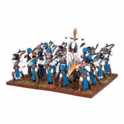 Régiment d'infanterie de la Sororité (20 figurines)