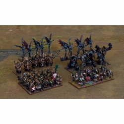 Abyssal Dwarf Army Set 2014 (48 figurines)