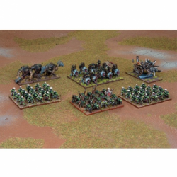 Goblin Army Set (74 figurines)