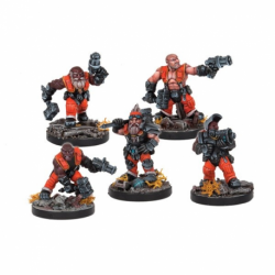 Forge fathers, extension de Brokkr (5 figurines)