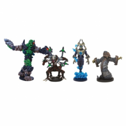 Outer Sphere Oddities - [Pack de MVP all star] (4 figurines)