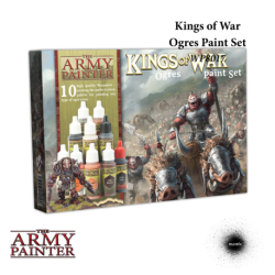 Boite de peintures Ogres Kings of War