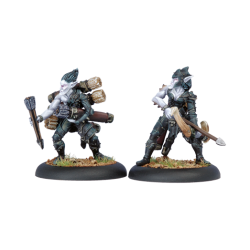 Blighted Nyss Archer Officer & Ammo Porter