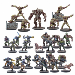 Contagion, faction de démarrage (29 figurines)