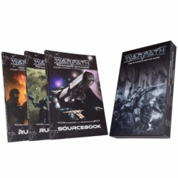 Warpath Rulebook Collection (en anglais)