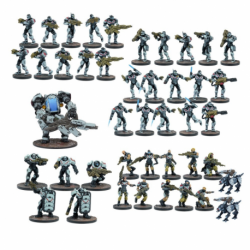 Force de démarrage Enforcer (43 figurines)