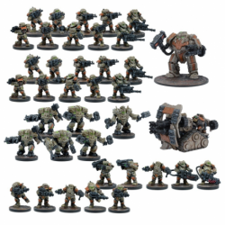Force de démarrage Forge Father (38 figurines)