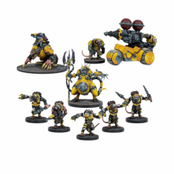 Veer-Myn, extension de faction (8 figurines)