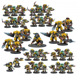 Veer-myn Mega Force (66 figurines)