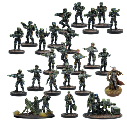 Corporation, faction de démarrage (24 figurines)