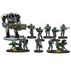 Corporation, extension de faction (9 figurines)