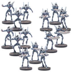 Cyphers Asterians (14 figurines)