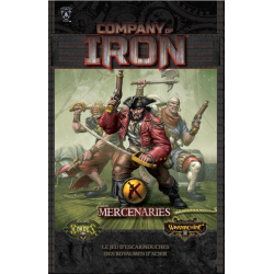Company of Iron Edition Mercenaires
