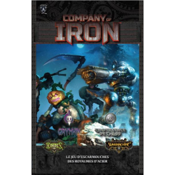 Company of Iron Edition Cyriss & Grymkin