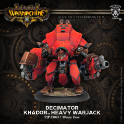 Decimator/Destroyer/Juggernaut/ Marauder Heavy Warjack Kit