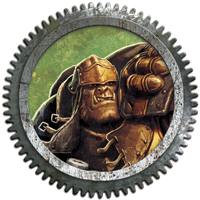 Trencher Buster, Solo Trencher Ogrun Cygnar