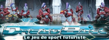 DreadBall Xtreme, la version illégale et violente du DreadBall